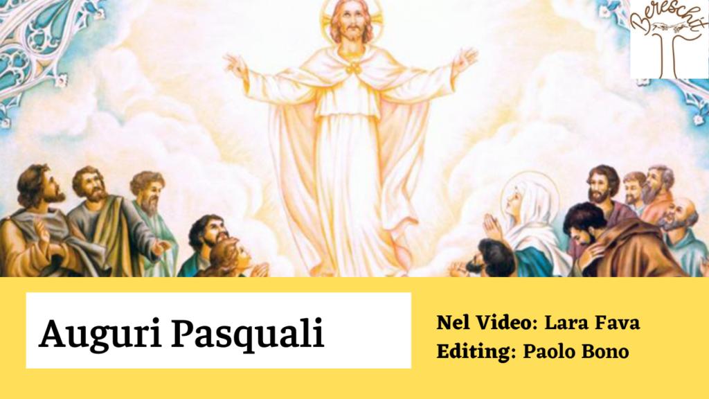 Auguri Pasquali Associazione Bereschit